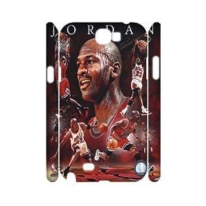 FLYBAI Michael Jordan Phone 3D Case For Samsung Galaxy Note 2 N7100 [Pattern-5]