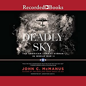 Deadly Sky Audiobook