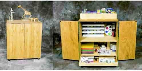 Shopping Organization, Storage & Transport - Arts, Crafts