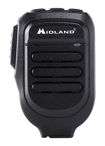 Midland WA-Mike Auricular Bluetooth, Negro C1263