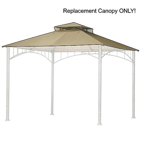 Replacement Gazebo Canopy For 10 X 10 Patio Gazebo