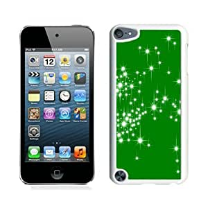 Fashion Style Merry Christmas White iPod Touch 5 Case 2