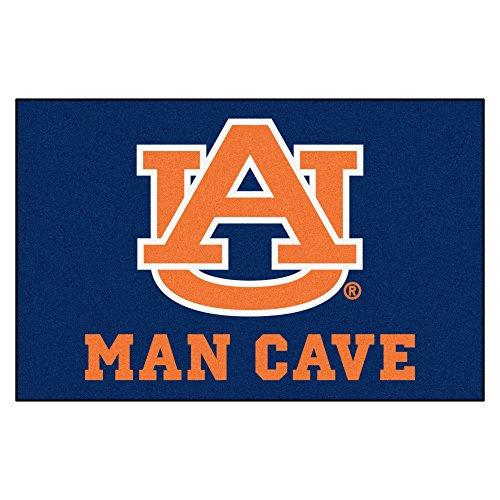 Fanmats 14528 Auburn University Nylon Universal Man Cave Starter (Fanmats Auburn Rug)