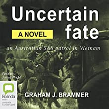 Uncertain Fate Audiobook by Graham J. Brammer Narrated by James Wright