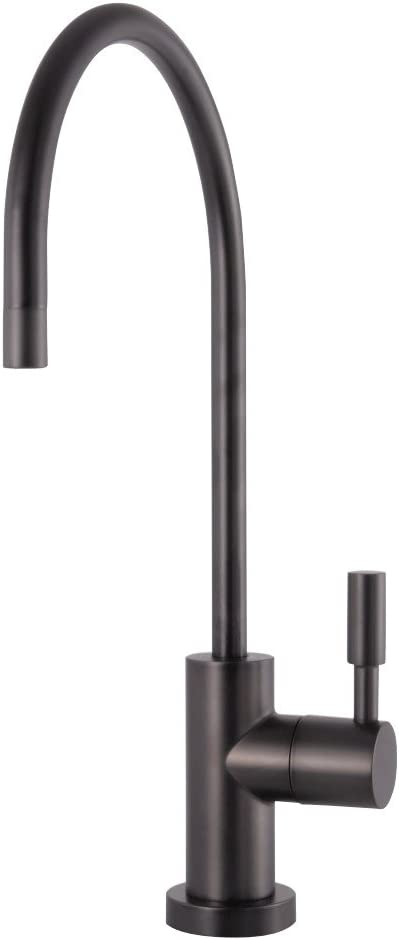 Kingston Brass KSAG8195DL Concord Filtration Water Air Gap Faucet, Oil Rubbed Bronze