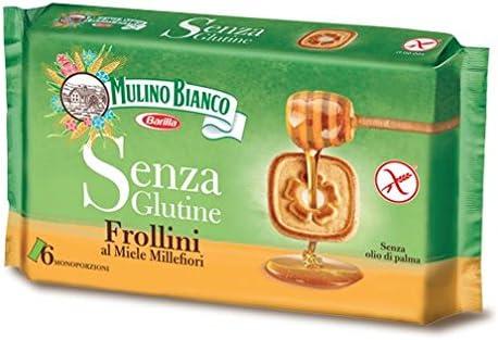 Barilla 3x Mulino Bianco Galletas Con Sabor a Miel 250g. Â ...