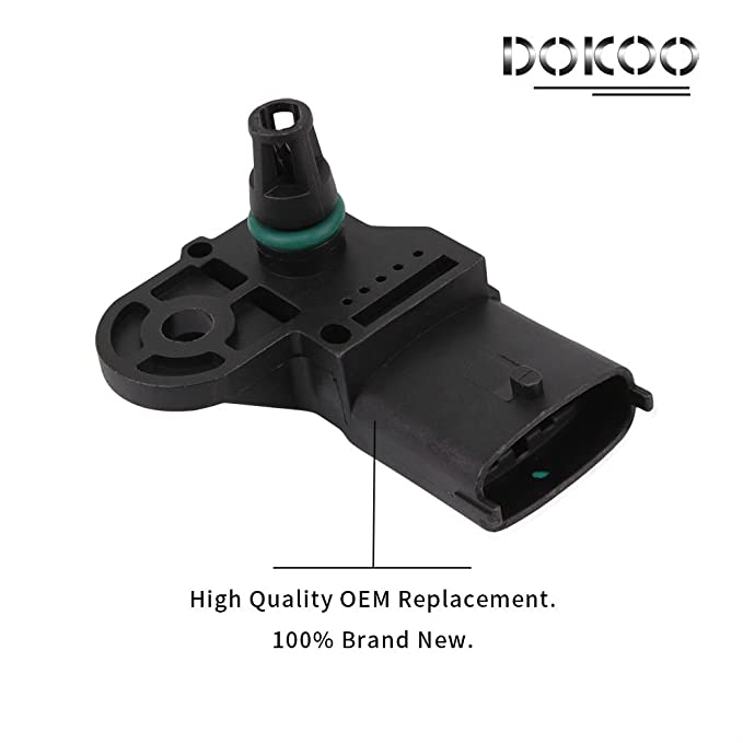 Amazon.com: MAP Sensor fit 93170309 for Opel Astra Corsa Insignia Speedster Vectra Zafira Vauxhall Signum VX220 Posche 911 Cayenne Panamera Saab 9-3: ...