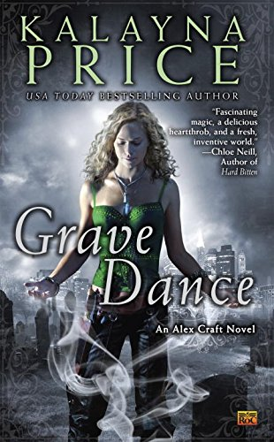 book cover of Grave Dance
