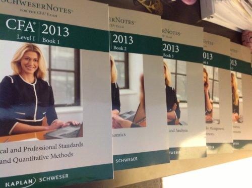 Practice Exams for the 2013 CFA Exam Level 1, Vol. 1