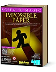 4M Science Magic Impossible Paper Kit