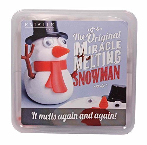 The Original Melting Snowman By Union Square Outlet - Set of 12 Pcs.