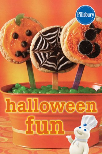 Pillsbury Halloween Fun (Scary Halloween Snacks Recipes)