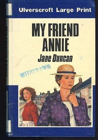 book cover of My Friend Annie