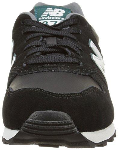 New Balance ML373KSP - Calzado deportivo para hombre, color negro