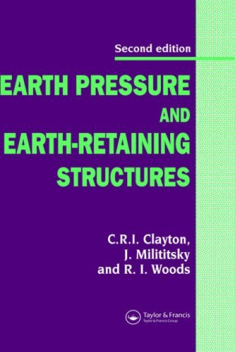 Earth Pressure and Earth-Retaining Structures Pdf