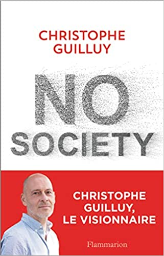 Couverture No Society