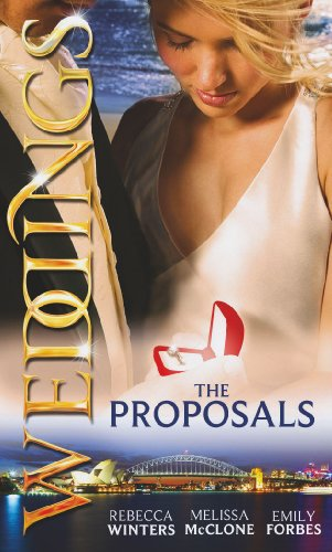 book cover of Weddings: The Proposals