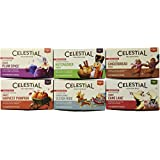 Celestial Seasonings Holiday Tea Variety 6-pack