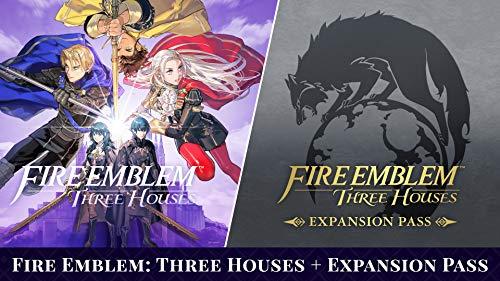 Fire Emblem: Three Houses + Fire Emblem:Three Houses Expansion Pass Bundle - Nintendo Switch [Digital Code]