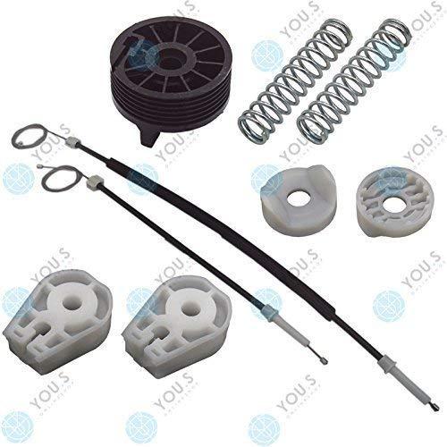 YOU.S elektrischer Fensterheber Reparatursatz - Hinten Links