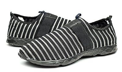 Wonvatu Aqua Shoes for Women Men Quick-dry Outdoor Walking Water Shoes Beach
