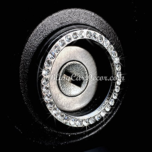 Bling Car Decor Crystal Sticker product image