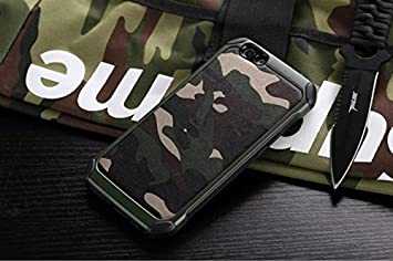 Excelsior Military Style Back Cover Case for Vivo V5   Green Mobile Phone Cases   Covers