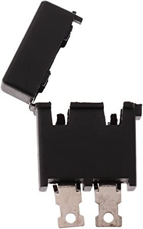 5x 32v 30a Voiture Bateau Lame Standard Moyen Porte-fusible W Couvercle