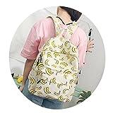 TOP SHOP BAG FTSUCQ Womens Backpack Travel Daypack Tote School Bags Shoulder Handbags Satchels + 3 PCS Floral Handkies