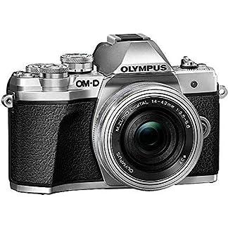 Olympus OM-D E-M10 MarkIII Double Zoom kit 14-42mm EZ & 40-150mm R (Sliver) 2