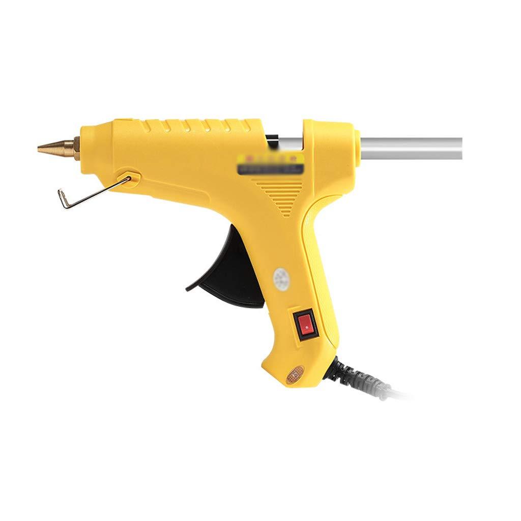 DONGYUA 60w Hot Melt Glue Gun Hand-Made 11mm Glue Stick Small Home Hot Melt Glue Grab Temperature