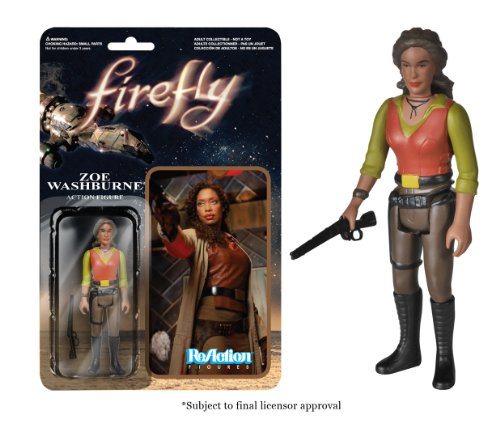 Funko Firefly Zoe Washburne ReAction Figure