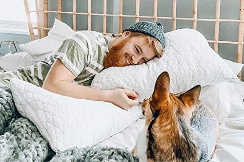 Adjustable body pillow