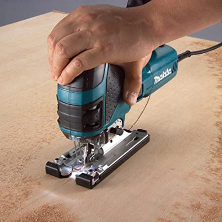 Makita 4351FCT 240 V Orbital Action Jigsaw in a Carry Case
