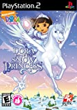 ice age ps2 games - Dora the Explorer: Dora Saves the Snow Princess - PlayStation 2