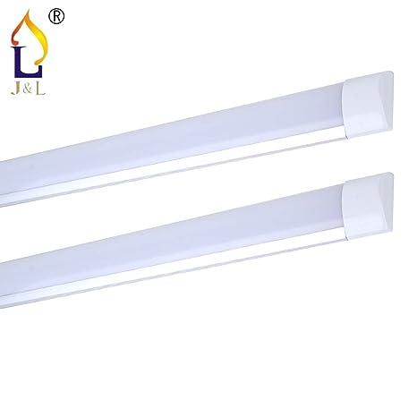 Amazon com: (20PACK) High lumens 18W/2FT LED batten light Explosion