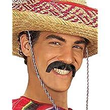 Forum Novelties Men's Handmade Pancho Villa Mustache
