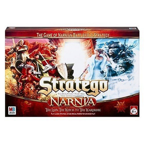 美品  Stratego - Chronicles of Chronicles Narnia by - Stratego Hasbro [並行輸入品] B01K1UL4IU, 紀和町:78ed983e --- clubavenue.eu