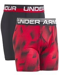 Under Armour Boys 2 Pack Performance Boxer Briefs Boxer-Briefs
