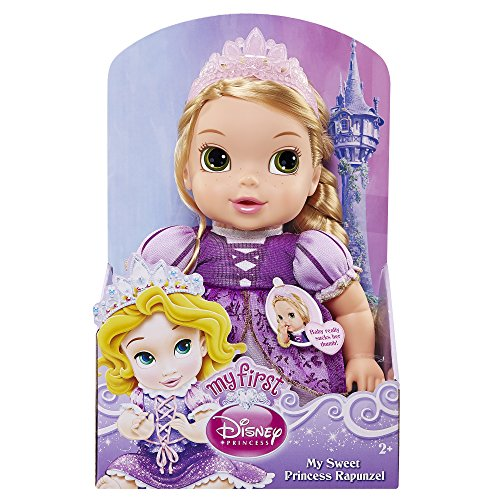 Disney Princess Deluxe Baby Rapunzel Doll Buy Online In