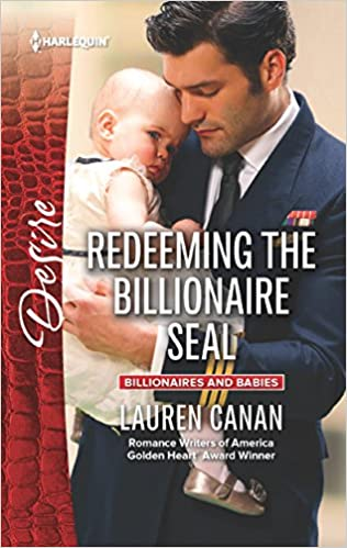 Redeeming the Billionaire SEAL by Lauren Canan