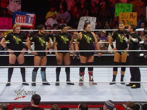 WWE Monday Night Raw - Jan. 10,