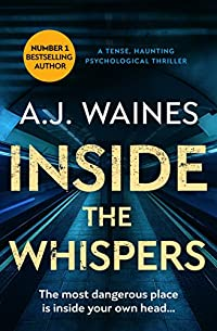 Inside The Whispers by A J Waines ebook deal
