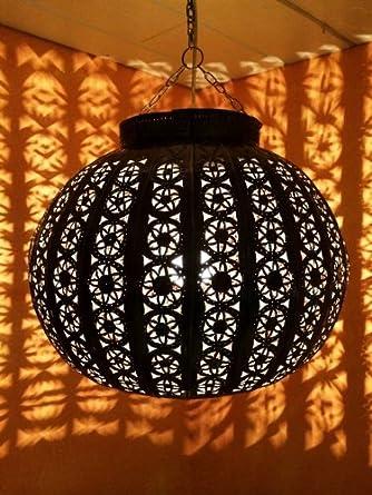 Orientalische Lampe Pendelleuchte Candan Klein E27 Lampenfassung