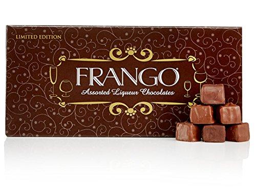 Frango Chocolates, 45-Pc. Assorted Liqueurs Limited Edition Box of Chocolates (Cream Rum Liqueur)