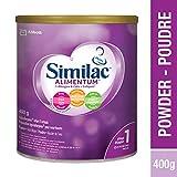 Similac Alimentum Hypoallergenic Baby Formula Powder, 0+ Months, Purple, 400g