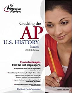 Cracking the ap world history exam 2016 edition college test cracking the ap us history exam 2008 edition college test preparation fandeluxe Gallery