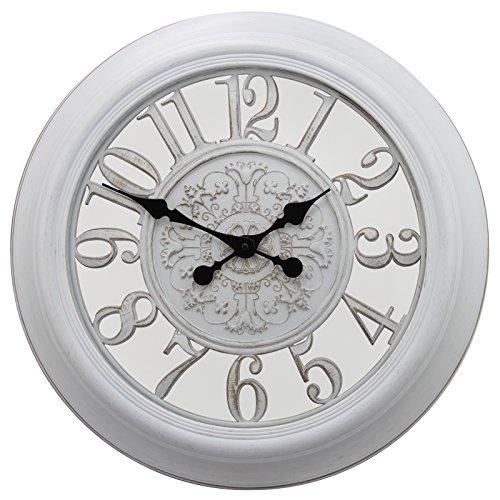 Large White Wall Clock Amazoncom