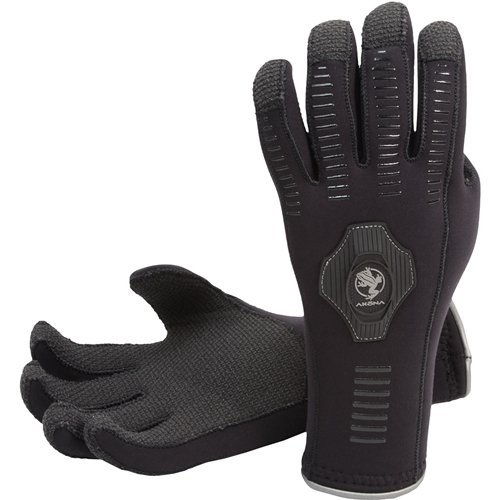 AKONA 5mm ArmorTex Dive Gloves, -