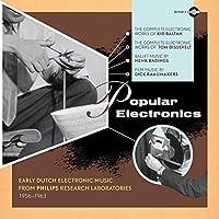 Electrónica popular: Música electrónica holandesa temprana de Philips Research Laboratories 1956-1963
